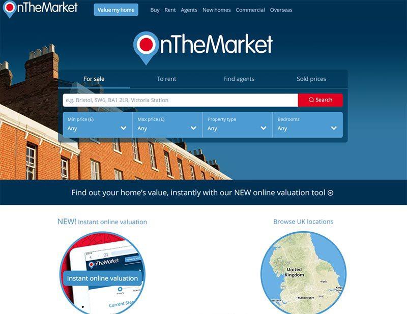 on-the-market-website